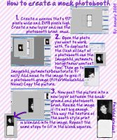 The Photobooth Tutorial by Zenphy
