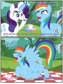 VORE: Marshmallow Bet by BBBHuey