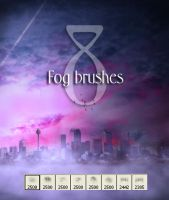 Resources: Fog Brushes by pelleron