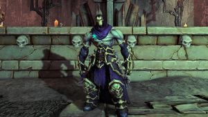Death from Darksiders 2 by rinneganmaster555