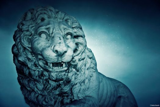 Beast Turned to Stone by kmkessick