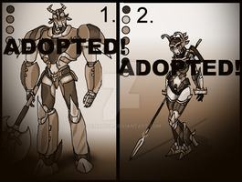 Adoptable Pack2(CLOSED) - TF by temarcia