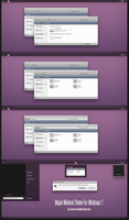 MaJun Minimal Theme For Windows 7 by Cleodesktop