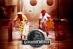 Geriatric World Poster 3 by JWraith