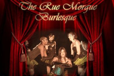 Rue Morgue Burlesque by minkymuffin