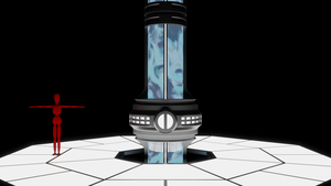 Stargazer Warp Core Concept by SpiderTrekfan616