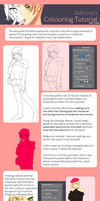 Adirosa's Colouring Tutorial: Part One by adirosa