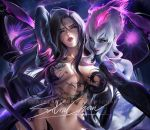 Kaisa. Evelynn .nsfw preview by sakimichan