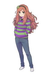Vivian James by ronin works by DahanShark
