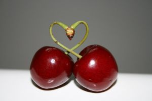 Heart Collection: Cherry by Germanstock