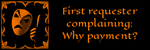 Achievement unlocked: 1st requester complaining by Van-Syl-Production