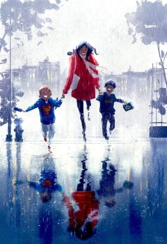 Wet, wet, wet, wet.. by PascalCampion