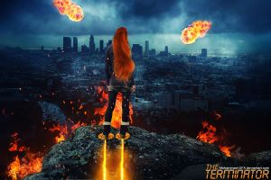 The Terminator by Mohammad-GFX