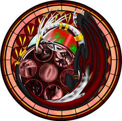 Zirra Stained Glass by Seeraphine