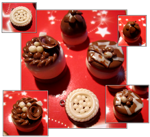 Chocolate Cake Collection by Contugeo