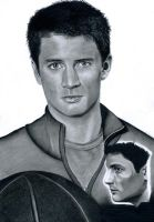 James Lafferty OTH by theresebees