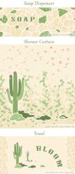 Blooming Desert - Product Design by boldtSketches
