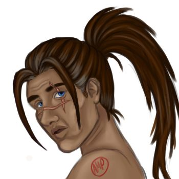 Varian Wrynn by Feed-me-your-fear