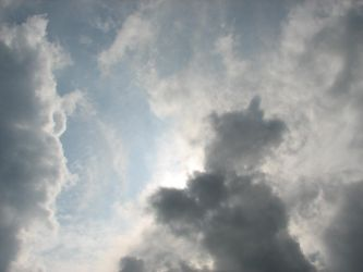 Stock - Clouds in the Sky 002 by ladykraut