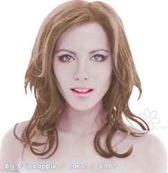 Kate Beckinsale by p-ineapple