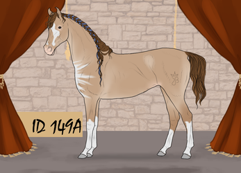 Custom Bengalo for DivineEquusStables by ChaRo91