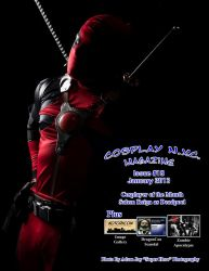 CosplayNYC Magazine January 2013 by CosPlayNYC