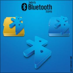 Bluetooth Icons by jatin