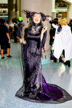 Maleficent (Sin Twisted) by chaosnorder