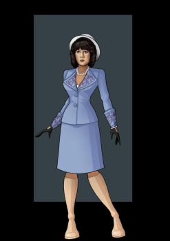 sarah jane smith (robot) by nightwing1975