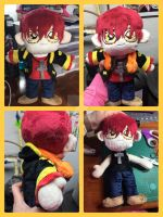 707 Plushie by Bellona27