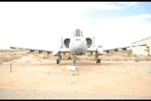 EAFB - A10 Thunderbolt 3 Revisited by JVanover