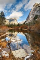 Mirror Lake by StevenDavisPhoto