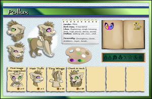 Pollux Reference (Baby) by Ascynd