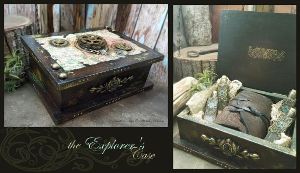 the Explorere's Case by LuthienThye