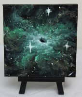 Mini Black Hole by crazycolleeny