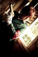 DOLLS 04 - Mikoshiba Shouta by whitestarzero