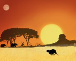 Africa by Sk8Grom