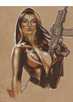 The Baroness by LOPEZMICHAEL