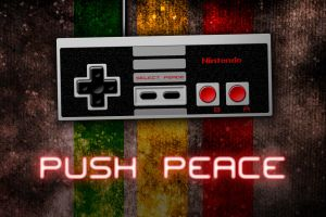 Push Peace by VicDeS-P