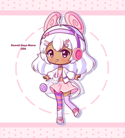 [CLOSED] Sweet Pink Lollipop by Kawaii-Says-Meow