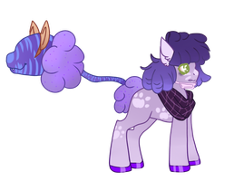 Cat lover pony OTA closed by teoflory3