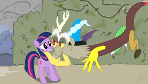No flying, and no magic. by EmberTwist