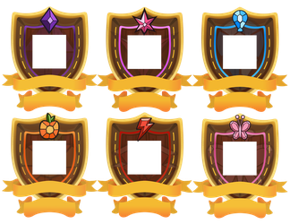 Rank two Shields for GeneralDurandal by Kna