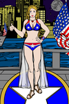 Stephanie/Libertas July 4th Edition by 7Swords7Lives