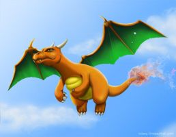 charizard by sevsve