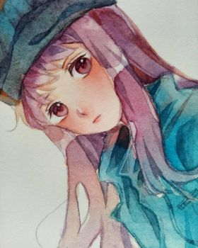 Watercolor by Kokacchan