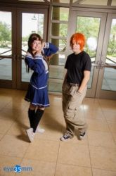 Fruits Basket-Kyo and Tohru by Adventure-Cosplay9