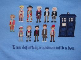 Eleven Finished 02 by Joce-in-Stitches