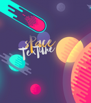 Space Texture | (1) by WingsToButterfly