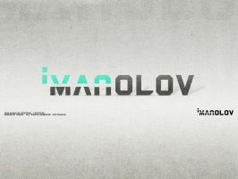 Ivan Manolov Personal Logotype by r77adder